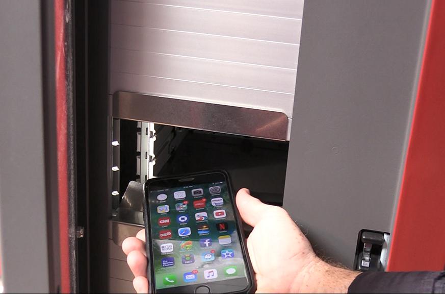 TX750 Secure Storage and Retrieval System